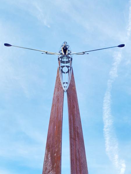 Dead Reckoning Monumental installed at Trent University
